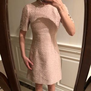 Dolce & Gabbana Pink Brocade Dress, Size 2